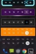 Month – Calendar Widget
