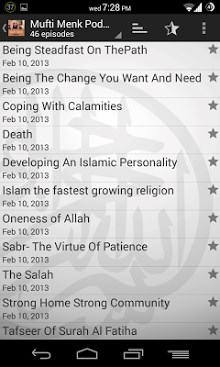 Mufti Menk Lectures-1