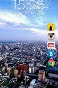 SWIPE Lock Screen HD Wallpaper