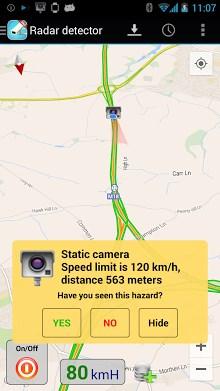 Speed camera radar-1