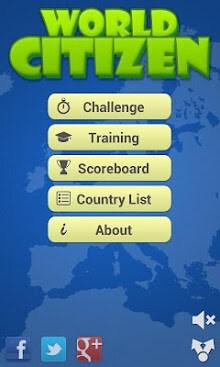 World Citizen - Geography quiz-1
