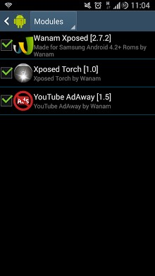 Xposed Torch - Physical Buttons-1