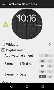 Android Wear WatchFaces-2