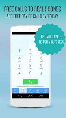 Call+ FREE Call to REAL phones-1