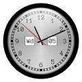 Clock Live Wallpaper Free
