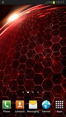 DNA Live Wallpaper-1