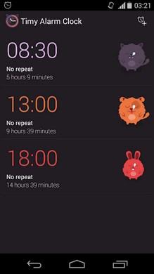 Timy Alarm Clock-1