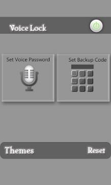 Voice Lock-2