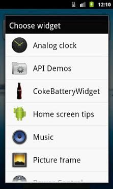 Cola Battery Widget-2
