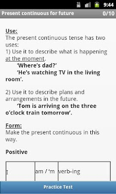 English Tenses-1