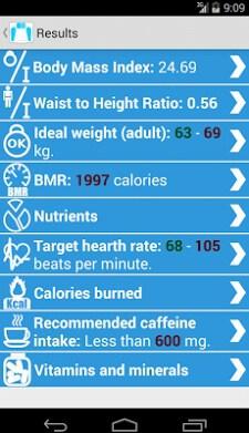 Health Calc-2