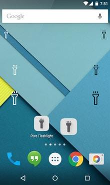 Pure-Flashlight-Widget-1