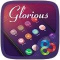 Glorious GO Launcher Theme
