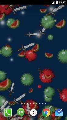 Live Minecraft Wallpaper-1