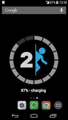 Portal 2 Battery Wallpaper-1