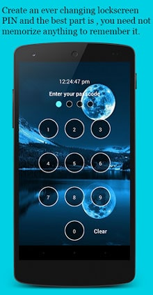 Smart-Phone-Lock-Lock-screen-1