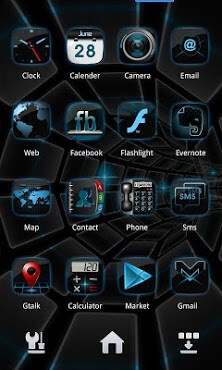 Time Battle Next 3D Theme LWP APK Download for Android