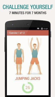 7 Minute Workout - Seven-1