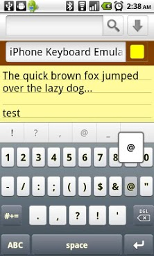 Keyboard Emulator FREE-2