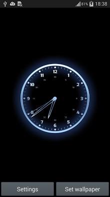 Live Clock Wallpaper-2