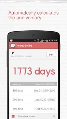 TheDayBefore (D-Day widget)-2