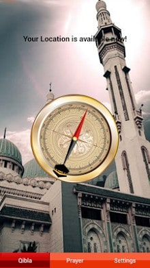 Adhan Alarm and Qibla-1