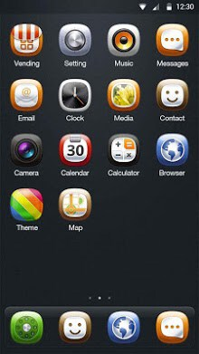 Business Hola Launcher Theme-2