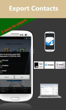 Excel - Contacts Lite-1