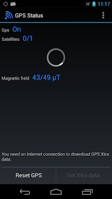 GPS Status Test & Fix-2