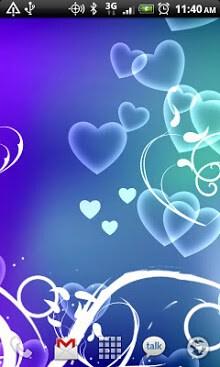 KF Hearts Live Wallpaper-1