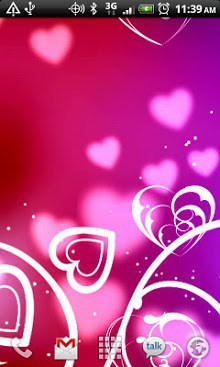KF Hearts Live Wallpaper-2