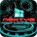 Next Launcher Theme 3F Free