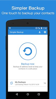 Simpler Backup Contacts-1