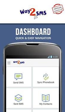 Way2SMS FREE SMS-1