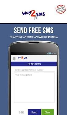 Way2SMS FREE SMS-2