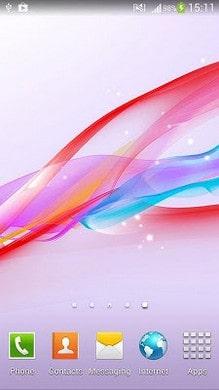 Xperia Z1 Live Wallpaper-2