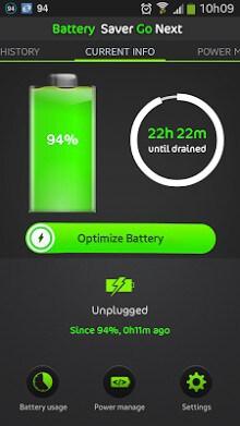 Battery Life Saver - Go Next-1