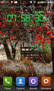 Electronic Digital Clock-2