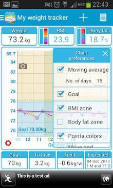 My Weight Tracker - BMI-1