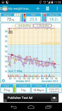 My Weight Tracker - BMI-2