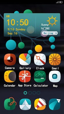 Priceless Hola Launcher Theme-1