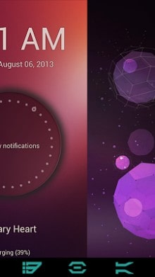 Ubuntu Lockscreen-2