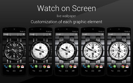 Watch on Screen LITE-1