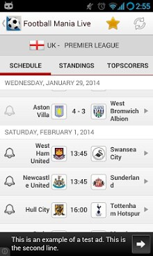 Football Live Scores-2