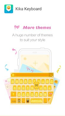 Kika Emoji Keyboard-1