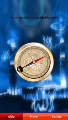 Prayers Times Alarm - Qibla-2