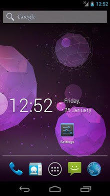 Roboto Clock-2