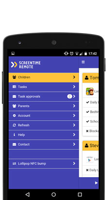 screen time remote control apk download for android
