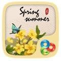 SpringSummer GO Launcher Theme