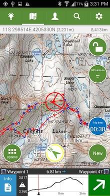 ViewRanger GPS - Trails & Maps-1